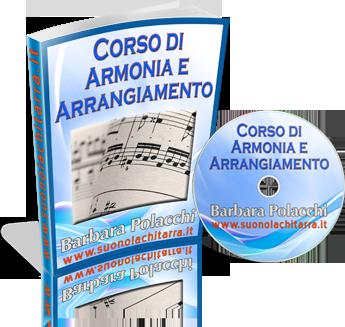 Armonia e Arrangiamento ebook+Cd