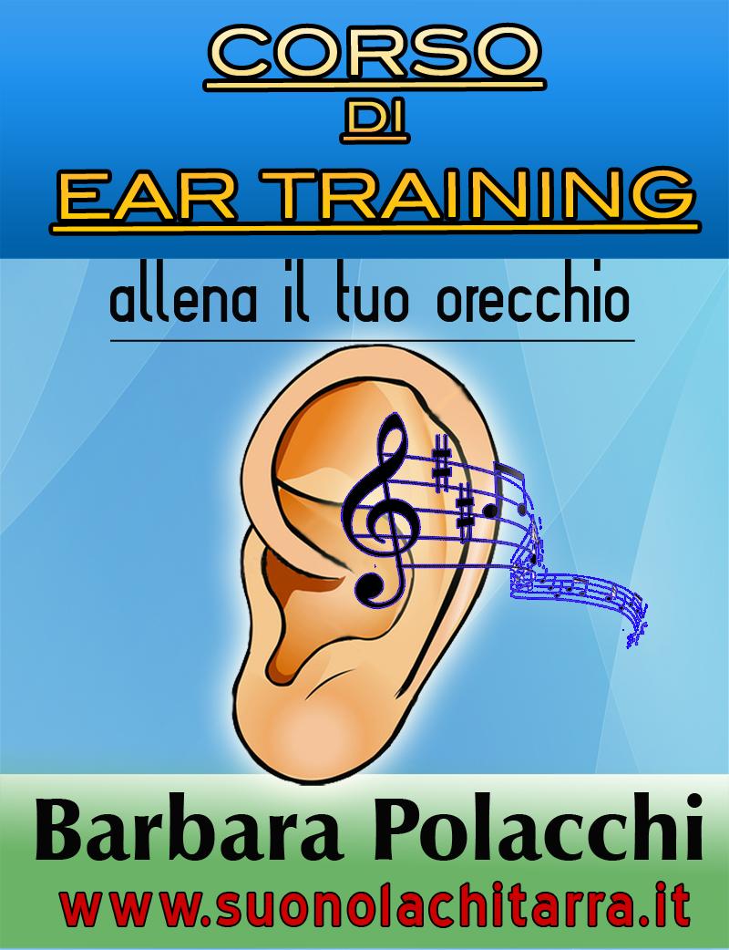 Ear Training copertina