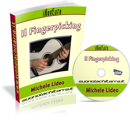 Ebook+CD - Il Fingerpicking