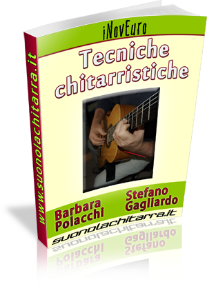 Ebook - Tecniche chitarristiche