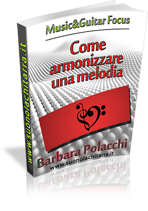 Ebook - Come armonizzare una melodia