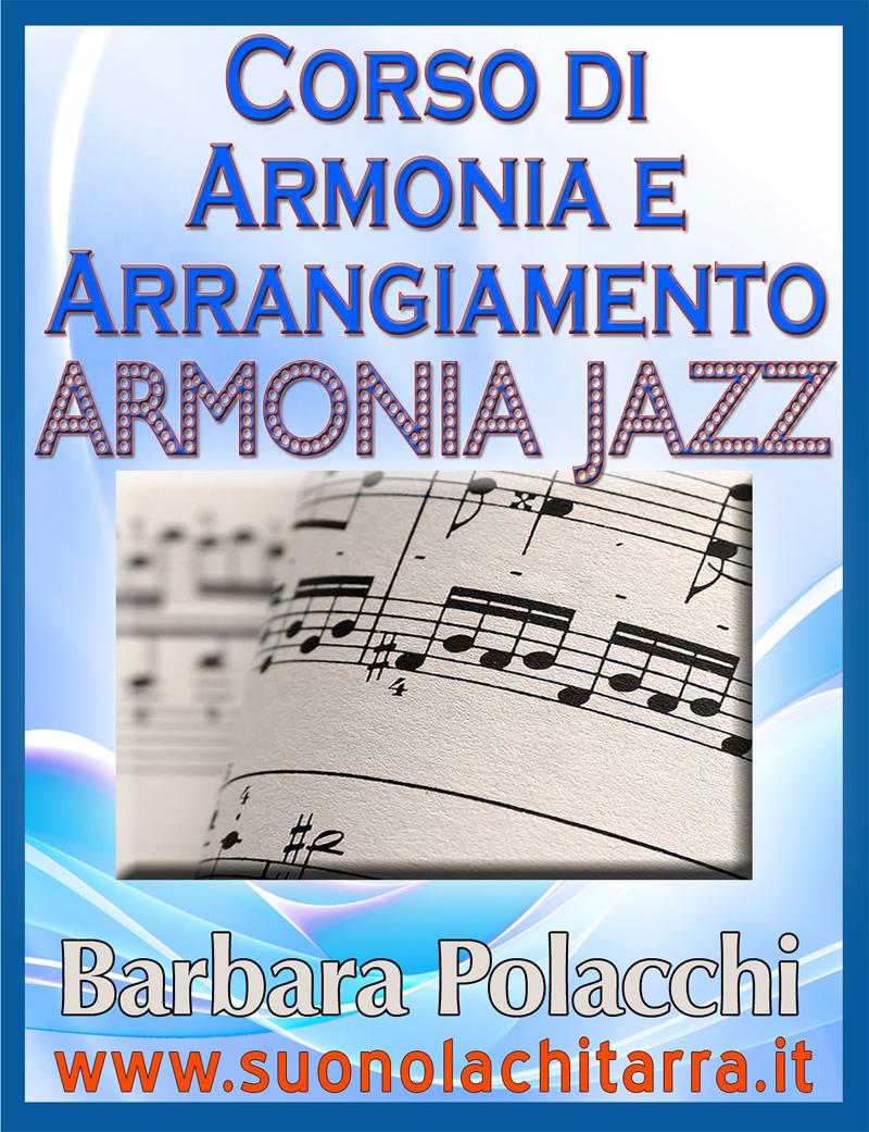 Armonia e Arrangiamento Jazz copertina