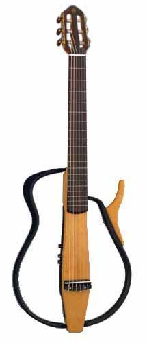 La chitarra classica Silent